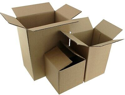 15 Sizes White Or Brown In/Out Shipping Boxes Gift Packaging Mug Cup Plate Bowl 3