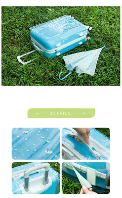 """20""""-28"""" Travel Luggage Cover Protector Suitcase Dust Proof Bag Anti Scratch Bag 5"""