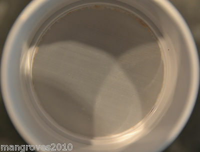Zooplankton Medium Sieve Set 50-125-250-Micron For Copepods Rotifers Brineshrimp