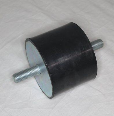 Gummi Metall Puffer Schwingungsdämpfer Silentblock 50-250mm Gummipuffer Typ D