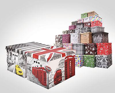 aufbewahrungsbox box karton kiste pappe alte zeitung a4 ger gppd0449 eur 1 60 picclick de. Black Bedroom Furniture Sets. Home Design Ideas