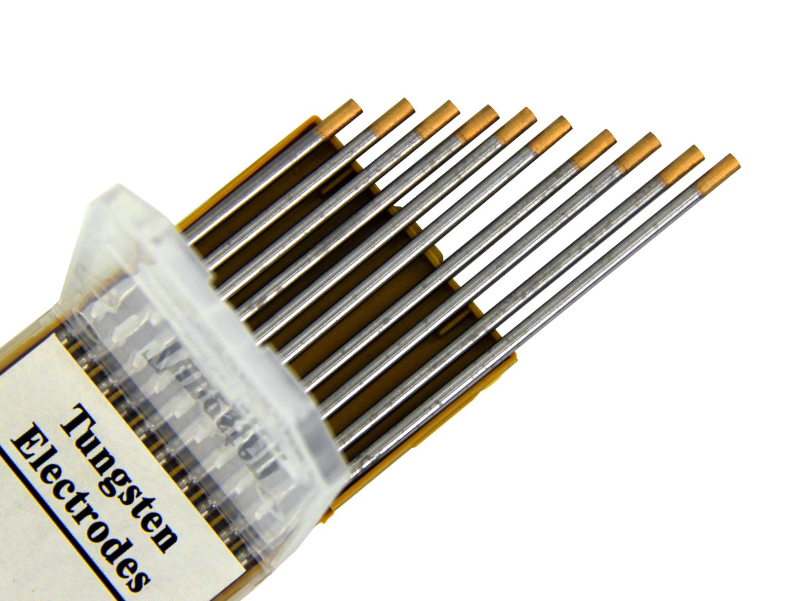 Weldright ER316L en acier inoxydable arc électrodes de soudure tige 1.6-3.2mm 10-100 rod
