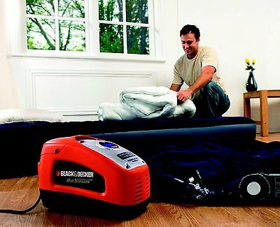 Compresor De Aire Black+Decker Asi300