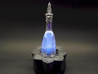 Light of Earendil glass phial Galadriel/'s star glass LOTR,turns blue DLA24a