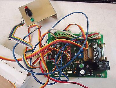 New Omega Cdtx-90-1 Pcb(Printed Circuit Board) S/n 61201210091, Board#521Rm 4