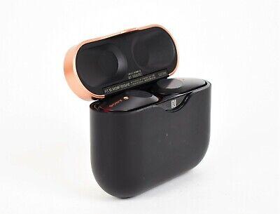 Sony WF-1000XM3 Wireless Noise Cancelling Headphones - Black 5