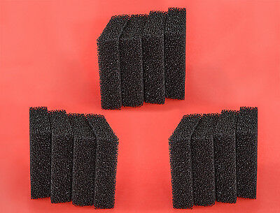 52 Poly Floss & 12 Carbon Filter Pads to fit JUWEL COMPACT Bioflow 3.0 M media 2