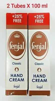 Fenjal Hand Cream ISRAEL Vitality Classic Silicone Glycerine