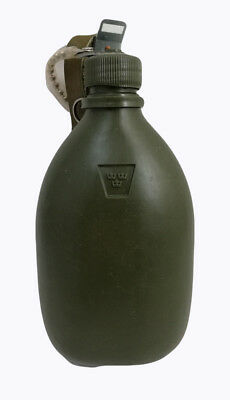 Swedish Genuine Military Army Water Canteen Surplus