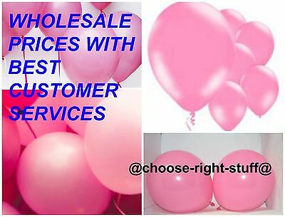 """PEACH COLOUR BALLOON 100-5000 10/""""Latex LARGE High Quality Any Occasions Ballon"""