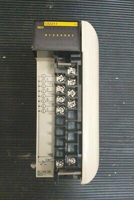 OMRON CQM1-OD211 plc module 2