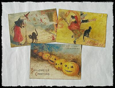 Set of 18 VINTAGE LOOK SEED and FLOWER PACKET LABELS VICTORIAN Primitive//Grungy