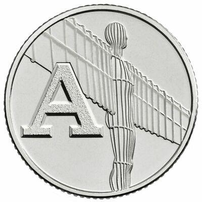 CHEAPEST 2018 & 2019 10p COINS ALPHABET A-Z TEN PENCE ANGEL BOND JUBILEE ROBIN 2