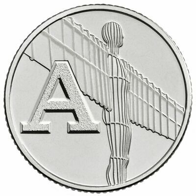 CHEAP 2018 & 2019 10p TEN PENCE A-Z ALPHABET COINS ROBIN LOCHNESS ANGEL BOND 2