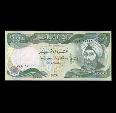 10,000 Iraqi Iraq Dinar + Free  20,000 Vietnam Dong UNC Banknote Set 10000 20000 2