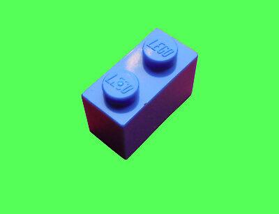 10 X LEGO ® City 3023 pietre di base Colore Sabbia Nuova Tan i blocchi predefiniti piatto 1x2 Beige