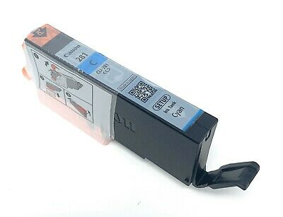 Canon OEM Genuine PGI-280 & CLI-281 Colors (CMY) and PGI/CLI Black Ink Cartridge 5