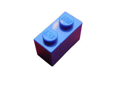 LEGO BASIC 50 X Bianco 2x2 pietra blocco predefinito LEGO Pietra 2x2x1