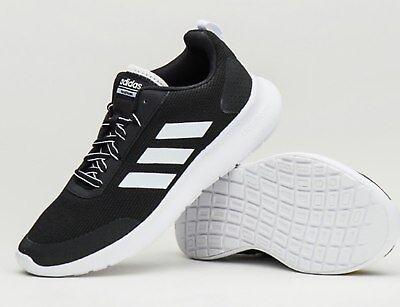 ADIDAS WOMEN CF Element Race Training Shoes Running Black Yoga Sneakers DB1776