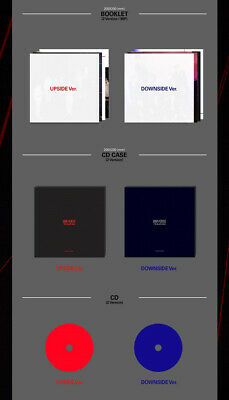 PENTAGON UNIVERSE:THE BLACK HALL 1st Album CD+POSTER+Book+Card+etc+PreOrder+GIFT 5