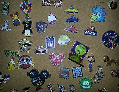 Lot of 100 Disney Trading Pins  FREE LANYARD US SELLER! U PICK BOY OR GIRL