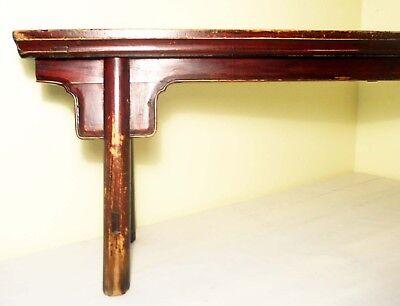 Antique Chinese Ming Bench (Pair)(2855), Circa 1800-1849 6