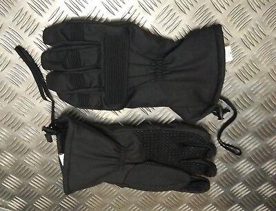 Genuine British Military Issue W+R ECW Extreme Cold Weather Black Combat Gloves 7