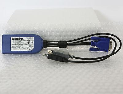 Raritan D2CIM-DVUSB Computer Interface Module Tested