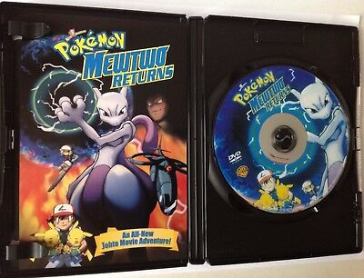 Pokemon: Mewtwo Returns (DVD, 2001) NEW & FACTORY SEALED! 4