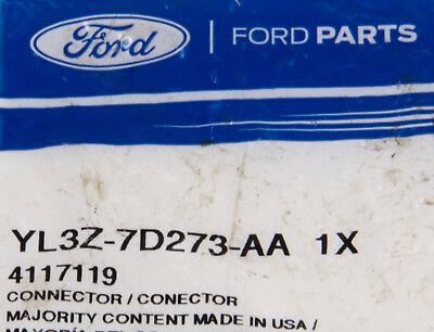 Ford CONNECTOR OIL TUBE YL3Z7D273AA