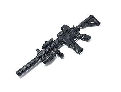 1/6 SCALE HK416 Assault Rifle US Army Heckler & Koch Gun GI JOE Action  Figure
