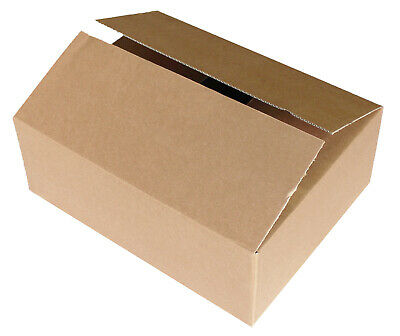 Shipping Storage Boxes Postal Subscription Small Parcel Packet Strong Cardboard 9