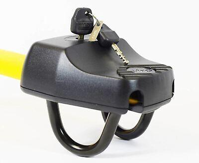 Stoplock Pro Steering Wheel Lock Professional Clamp Ideal For Seat Leon 4