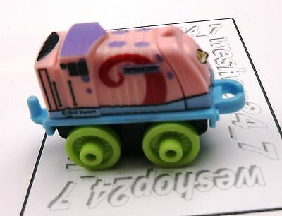 THOMAS /& FRIENDS Minis Train Engine 2016 SPONGEBOB Emily as Pearl NEW ~ Weighted