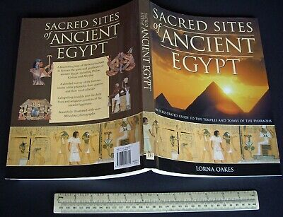 2007 Sacret Sites of Ancient Egypt. Superbly Illustrated Egyptology Reference 2