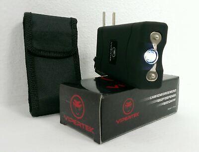 Self Defense Mini Rechargeable Stun Gun Personal Security Electro Shocker 2