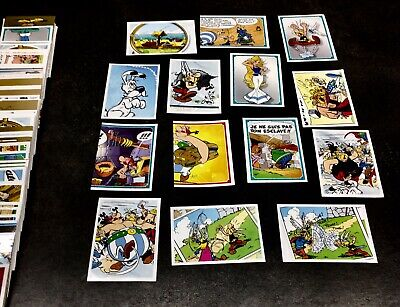 Stickers Panini Asterix Carrefour 2019 Lot de 10 cartes au choix Autocollant 60a 6