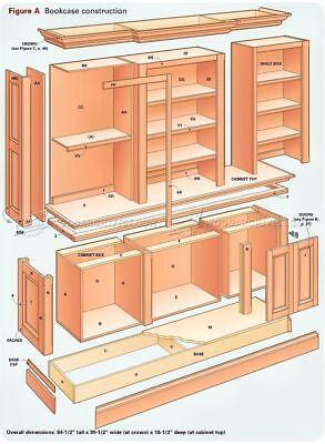Carpenter WoodworkWorkbench 5 Dvd Blueprints Cabinet Shelve Encyclopedia Of Wood 10