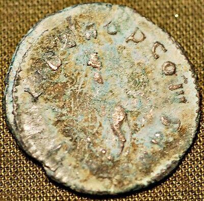 260 - 268 Roman Coin. Antonines Imperatore. Gallienus. 2