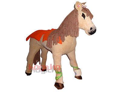 Pferd Ritterpferd Bayala Schleich Spielpferd Reiten Sound Tier Reitpferd 80cm