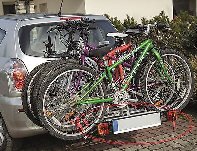Cycle Carrier Light boards Bike Rack cable 140cm long Car Trailer 7 pins