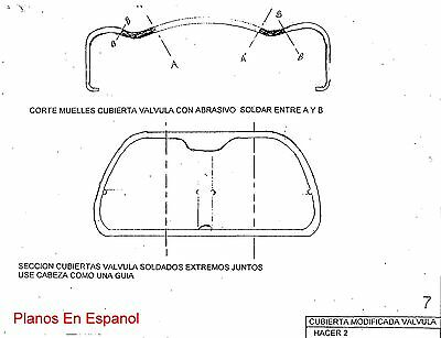 1/2 Vw Half Volkswagen Conversion Plans For Ultralight Aircraft Plus Extras 4