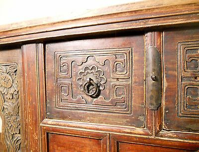 "Antique Chinese ""Butterfly"" Coffer (5626), Circa 1800-1849 5"