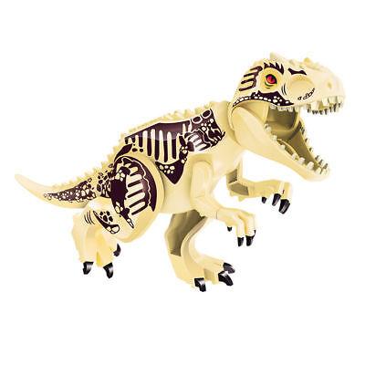 6x Fr Lego Dinosaurier Tyrannosaurus T-Rex Spielzeug Jurassic World Park Serie 9