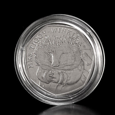 ( ProSHULZ ) COIN CAPSULES - All Internal Sizes 14mm - 42mm (10, 30, 50, 100pcs) 4