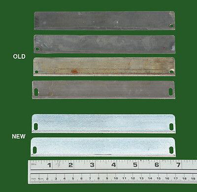 "Globe Wernicke®/macey Door ""c"" Series 6 3/4"" Tracks Exact Highest Grade Material 2"