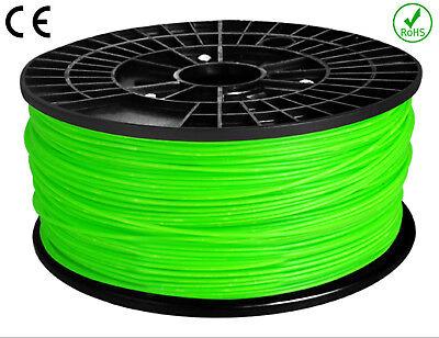 FIL - FILAMENT imprimante 3D PLA  - ABS  1.75mm  1KG   NORME CE-ROHS 7