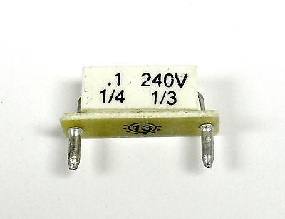 KB Electronics KB-9838 horsepower resistor 1/8-1/6hp @ 90-130vdc 2