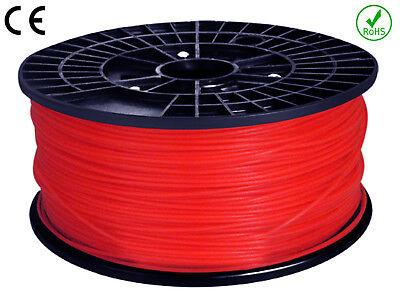 FIL - FILAMENT imprimante 3D PLA  - ABS  1.75mm  1KG   NORME CE-ROHS 4