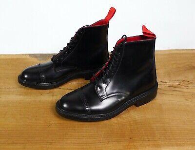 TRICKERS MEN/'S COTTO CORDOVAN TOE CAP  BOOTS NIB VARIOUS UK SIZES